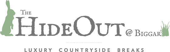 The Hideout Biggar Logo