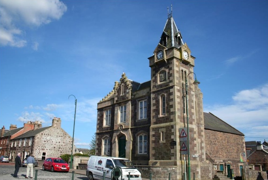 The Corn Exchange Biggar