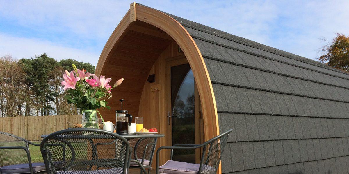 Luxury Micro Lodge - Views