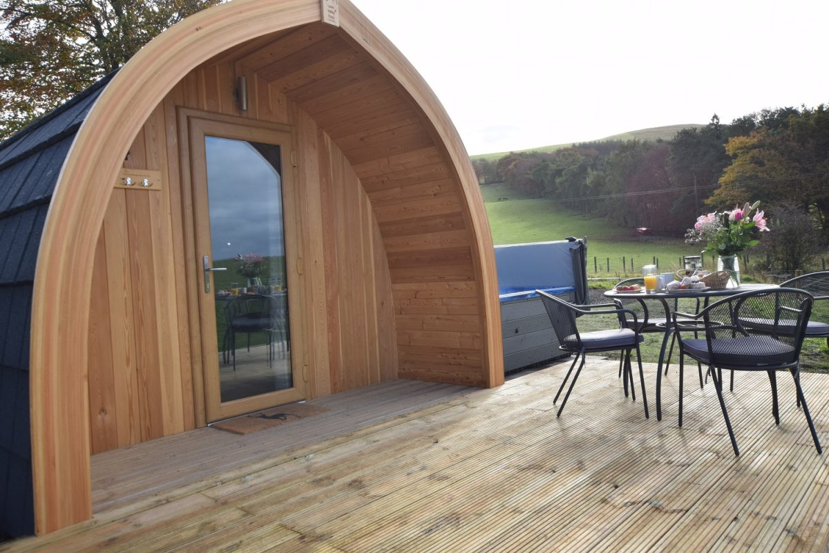 The Stag - Luxury Micro Lodge